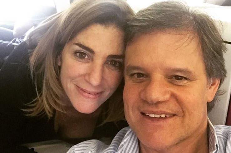 El periodista escribió un texto para la revista Gente en donde cuenta cómo fueron sus años en pareja con Pérez Volpin