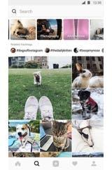 La nueva herramienta de exploración de contenido de Instagram