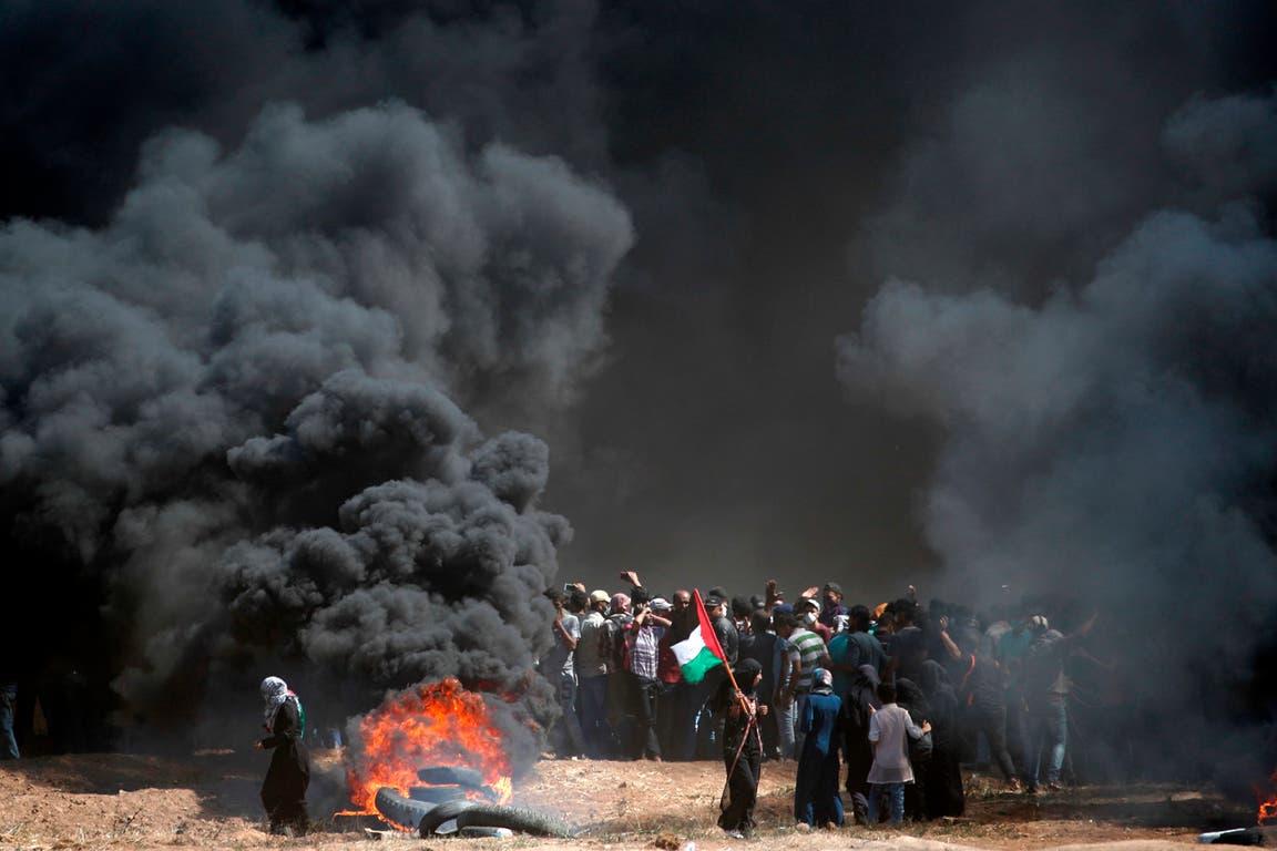 Continúan los enfrentamientos entre Jerusalén y Palestina; se agudiza la tensión entre ambos países