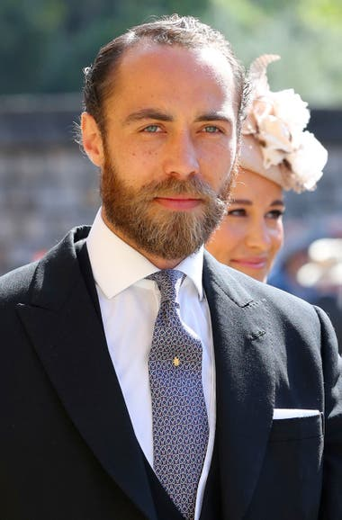 James Middleton, el hermano de Kate