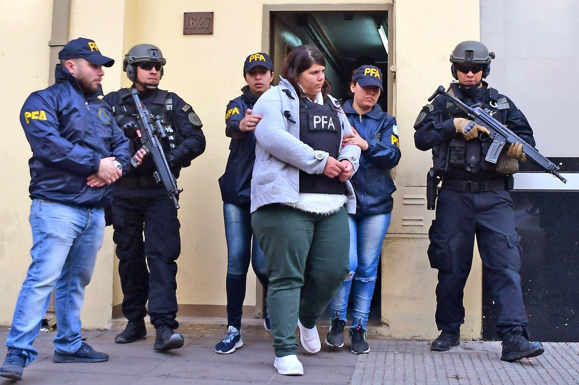 Doble crimen narco: se complica la situación de la abogada Julieta Bonanno