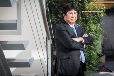 Yeal Kim es dueño de Amesud y presidente de la Fundación Pro Tejer