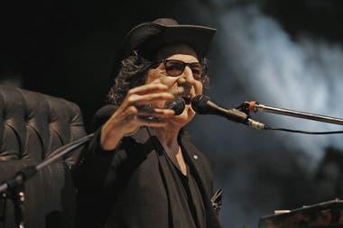 Charly García dio anoche otro show en Córdoba
