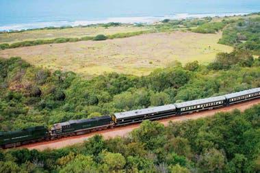 Foto: Rovos Rail