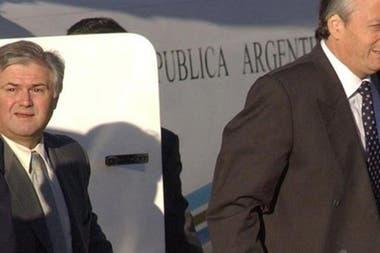 Daniel Muñoz fue secretario privado de Néstor Kirchner; fue señalado en repetidas oportunidades en los cuadernos de Oscar Centeno como el valijero de la familia presidencial