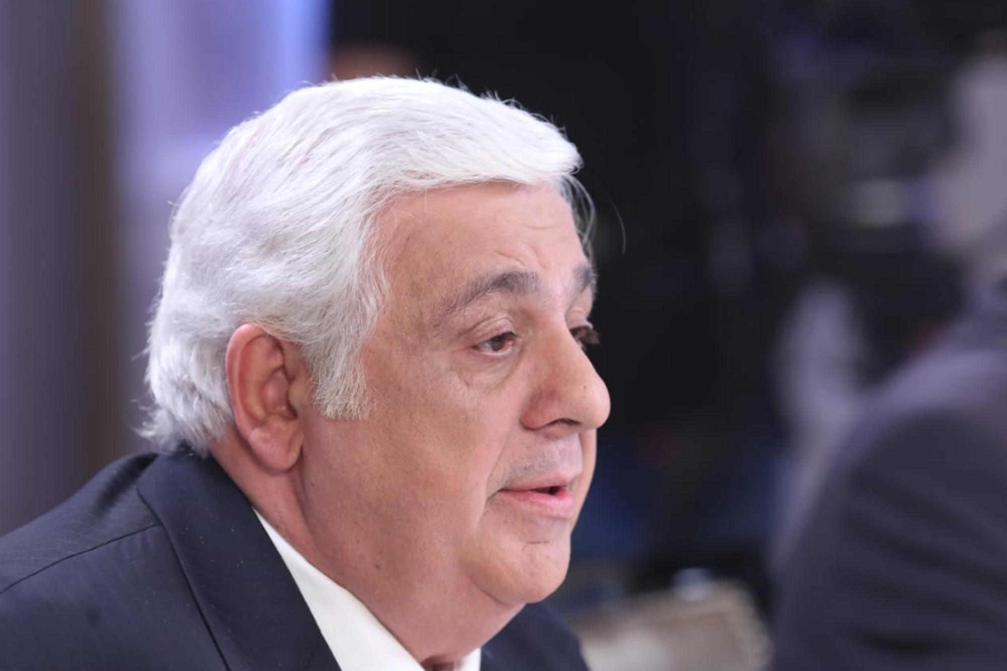"""""""Pertenecías al círculo íntimo de Scioli"""" y otras críticas a Alberto Samid en la mesa de Mirtha"""