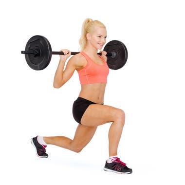 ejercicio tijera lateral acostado