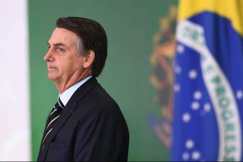 Resultado de imagen para CUESTA ABAJO BOLSONARO DESPUÉS DE 100 DÍAS DE GOBIERNO