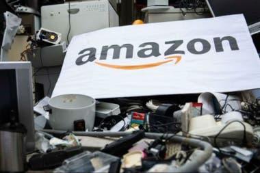 Organizaciones ambientales denunciaron a Amazon en noviembre por no reciclar electrodomésticos defectuosos