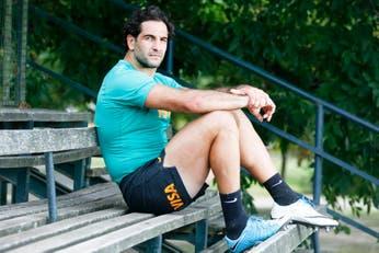"""Juan Manuel Leguizamón, a los 35 años: """"Me vuelvo loco por ir al Mundial"""""""