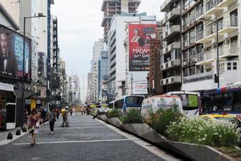 Con shows y talleres, inauguran hoy la peatonal de la Avenida Corrientes