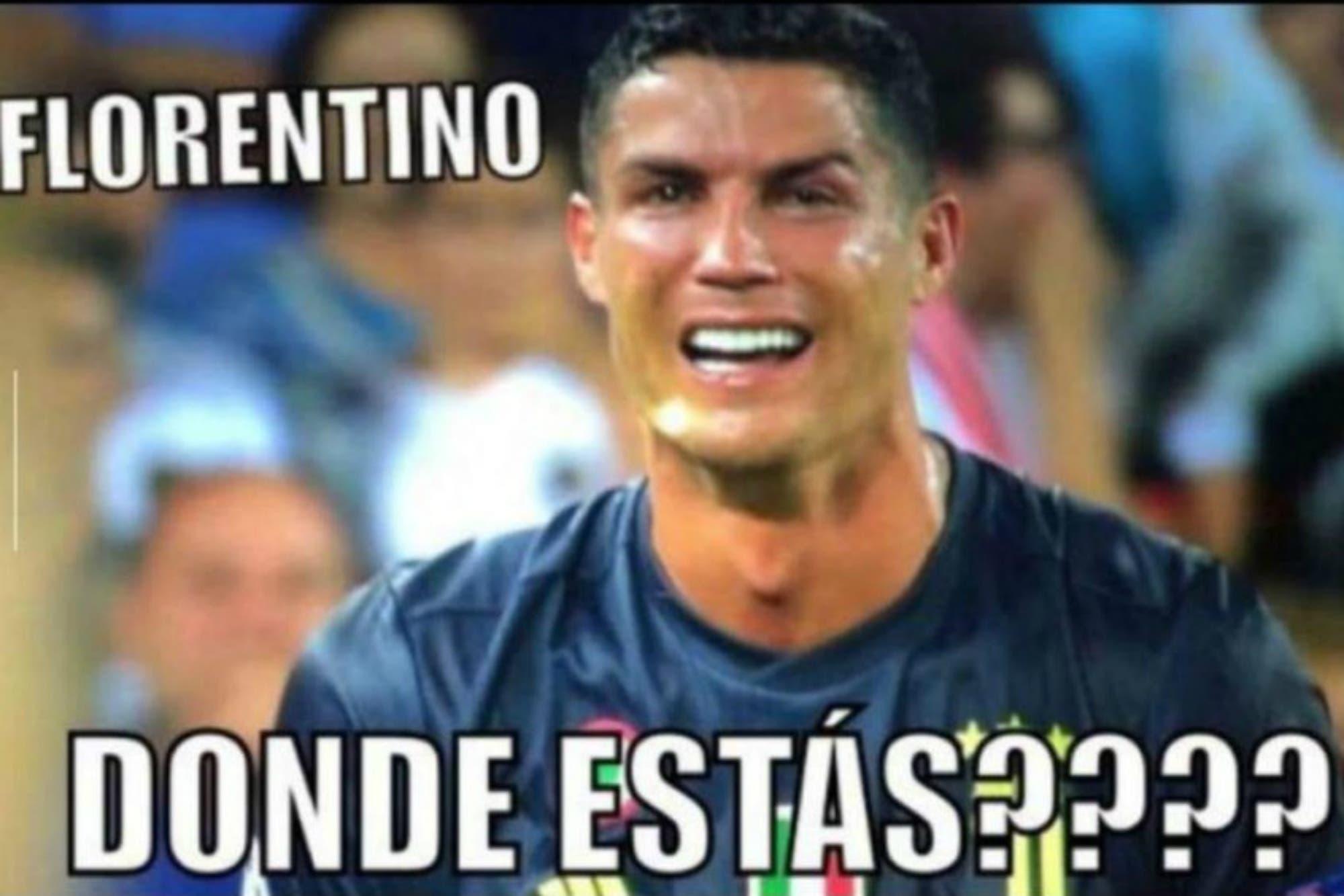 Los memes para Cristiano Ronaldo tras quedar eliminado en los cuartos de final de la Champions League