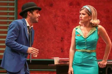 Nicolas Cabre y Laurita Fernandez comparten Departamento de soltero
