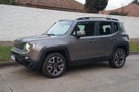 Test drive: Jeep Renegade Longitude MY2019