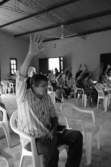 Comunidad Pai Antonio Martinez, Misiones