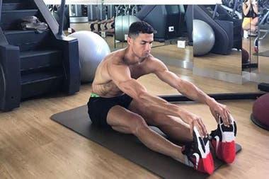 """La dieta de los """"seis platos"""" que lleva adelante Cristiano Ronaldo"""