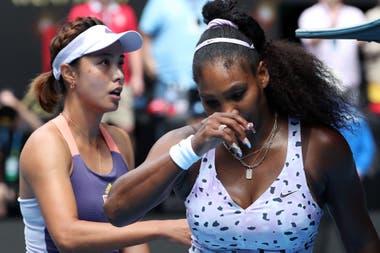 Serena Williams, una ganadora que siempre luchó por la igualdad en el tenis