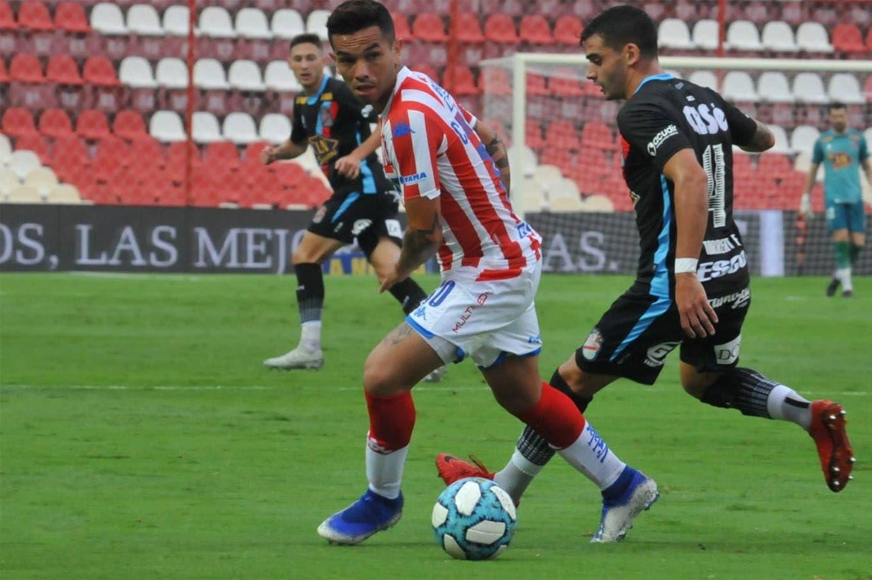 Unión-Arsenal, por la Copa Superliga: el equipo de Rondina salvó un punto en el descuento