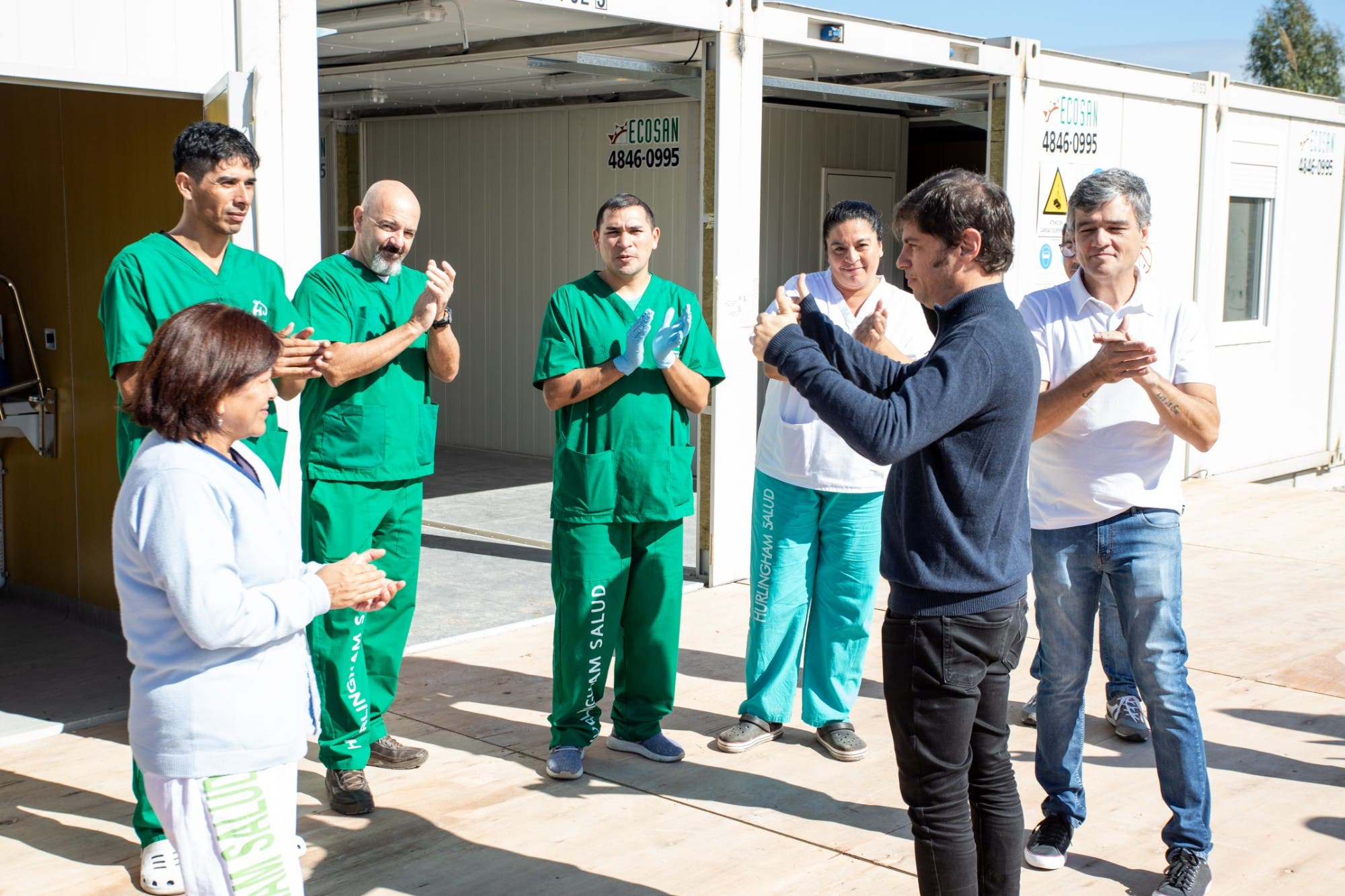 Coronavirus en la Argentina: intendentes del conurbano le piden a Axel Kicillof reforzar controles de la cuarentena