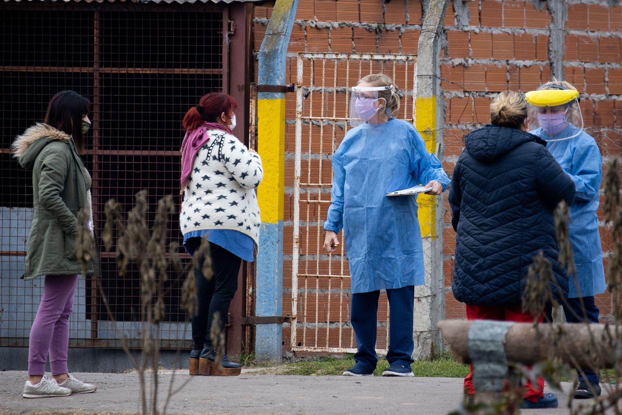 Coronavirus en la Argentina: 102 muertos y 5929 nuevos casos en el país