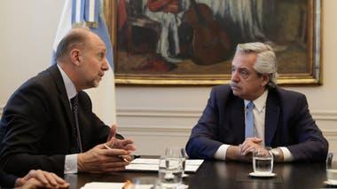 El gobernador Omar Perotti intentó, sin éxito, la vía del acuerdo
