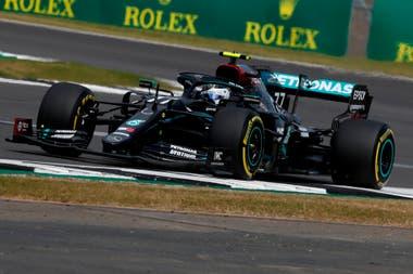 Hamilton viene de ganar en Silverstone la semana pasada