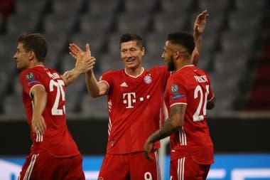 Robert Lewandowski, el goleador que tiene Bayern Munich, intentará ser decisivo en la etapa final de la Champions League