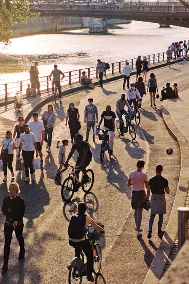 La micromovilidad en las grandes ciudades deberá ir de la mano del uso extensivo de la bicicleta
