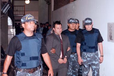 Guillermo Luque, tras la condena como asesino de María Soledad Morales