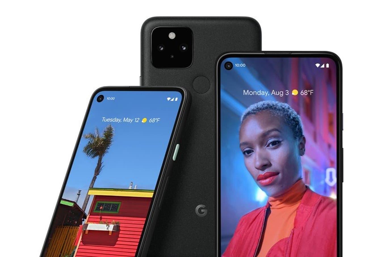 Pixel 5 y Pixel 4a con 5G: así son los nuevos smartphones de Google