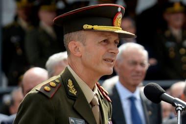 """El general Claudio Pasqualini, quien comandó el Ejército durante el gobierno de Mauricio Macri, será uno de los integrantes de nueva """"Mesa Libertador General San Martín"""""""