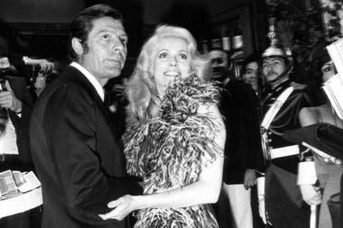 Catherine Denueve y Marcello Mastroianni, un amor prohibido