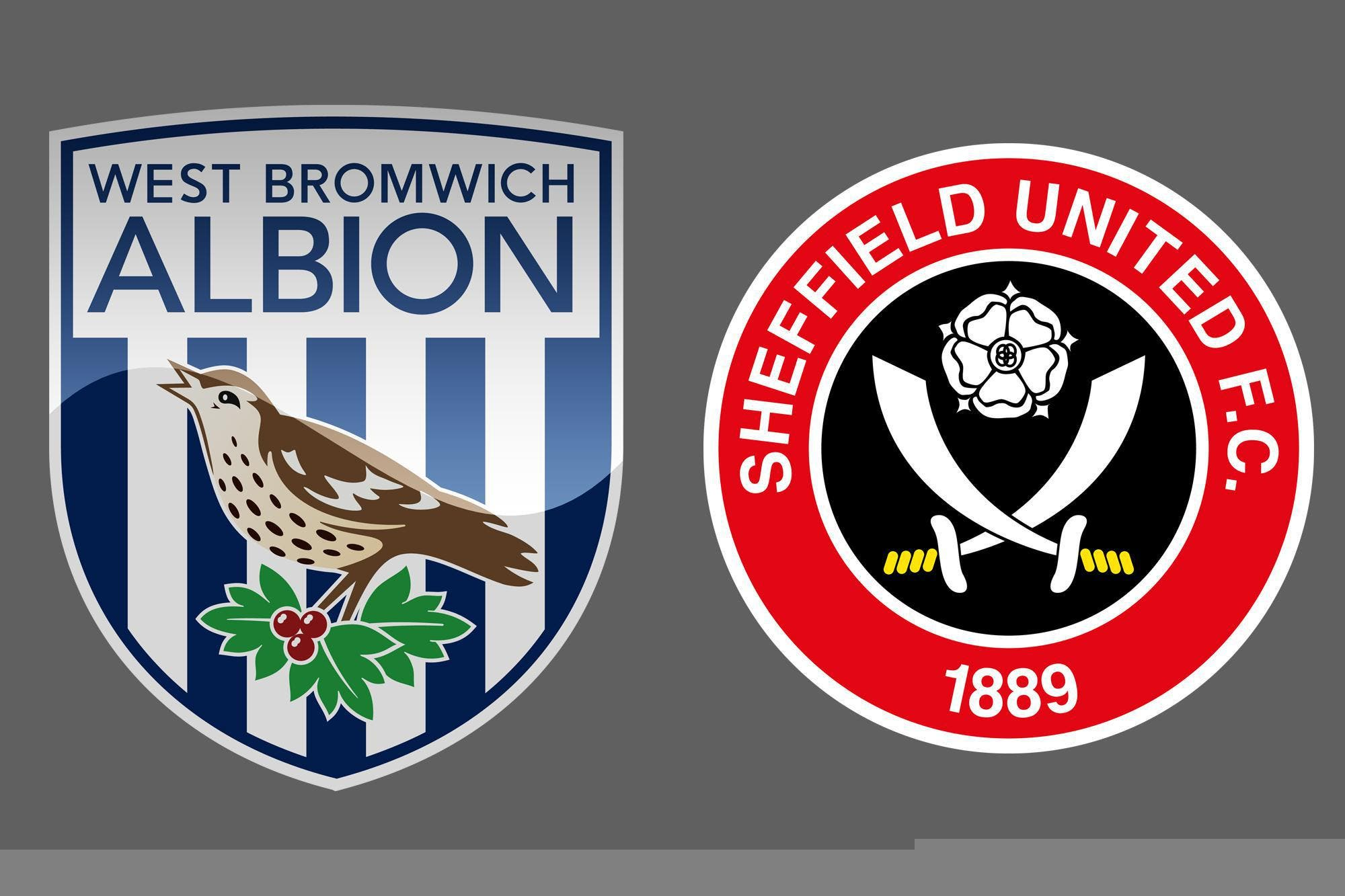 Premier League de Inglaterra: West Bromwich Albion venció por 1-0 a Sheffield United como local