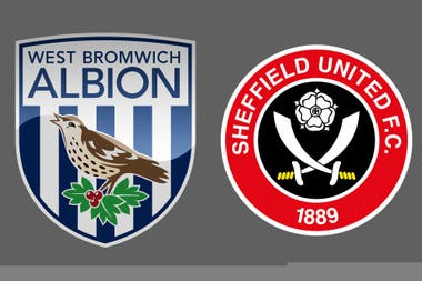 West Bromwich Albion-Sheffield United