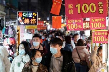 La ciudad china de Wuhan ha sido identificada como el lugar donde se originó el brote de coronavirus.