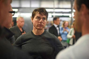 Tom Cruise regresa en la piel de Ethan Hunt en la quinta misión imposible