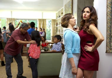 Crazy Ex Girlfriend, protagonizada por Rachel Bloom