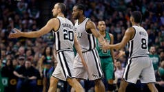 Derrotas de Brooklyn Nets y Dallas Mavericks y triunfo de San Antonio