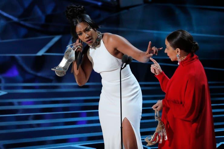 Tiffany Haddish y Maya Rudolph se robaron todos los aplausos en la última ceremonia del Oscar; protagonizarán el próximo film de Anderson, del que se conoce poco más