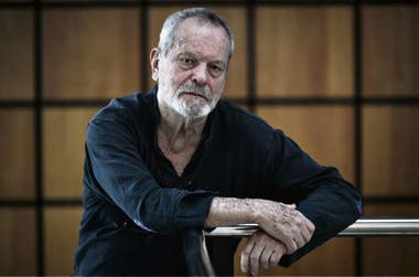El polémico y genial Terry Gilliam