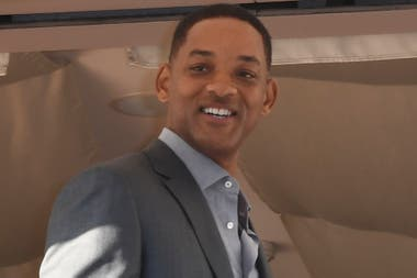 Will Smith aprobó la clase de salsa de Marc Anthony