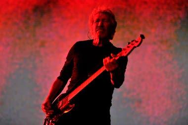 """Roger Waters y un claro mensaje contra el presidente de los Estados Unidos: """"Trump es un cerdo"""""""