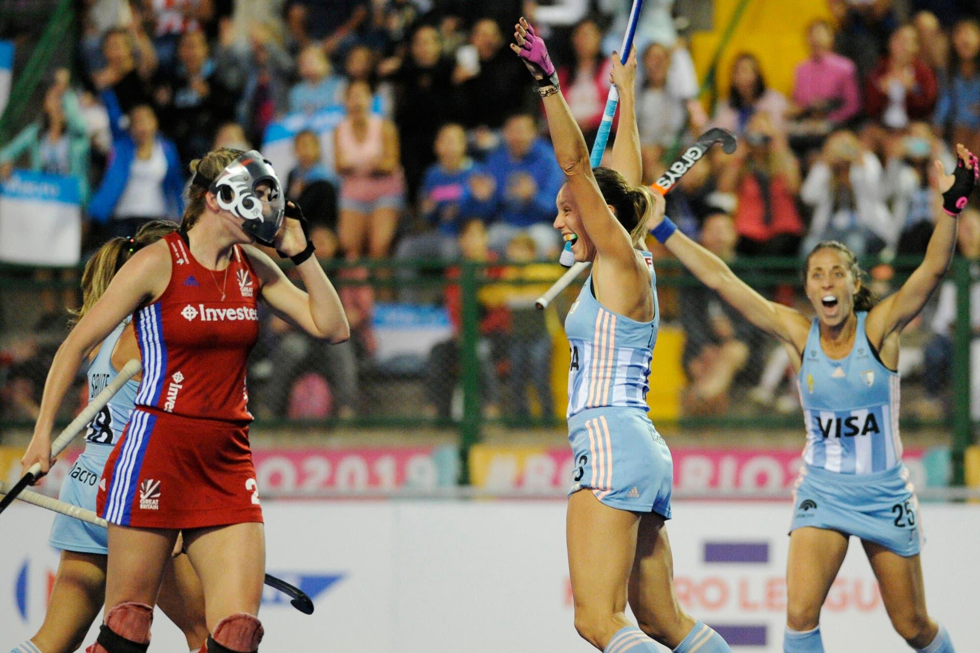 Las Leonas golearon a las campeonas olímpicas y quedaron primeras en la Pro League