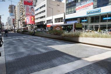 El proyecto Calle Corrientes fue elaborado con la intención de alentar el turismo cultural en la zona