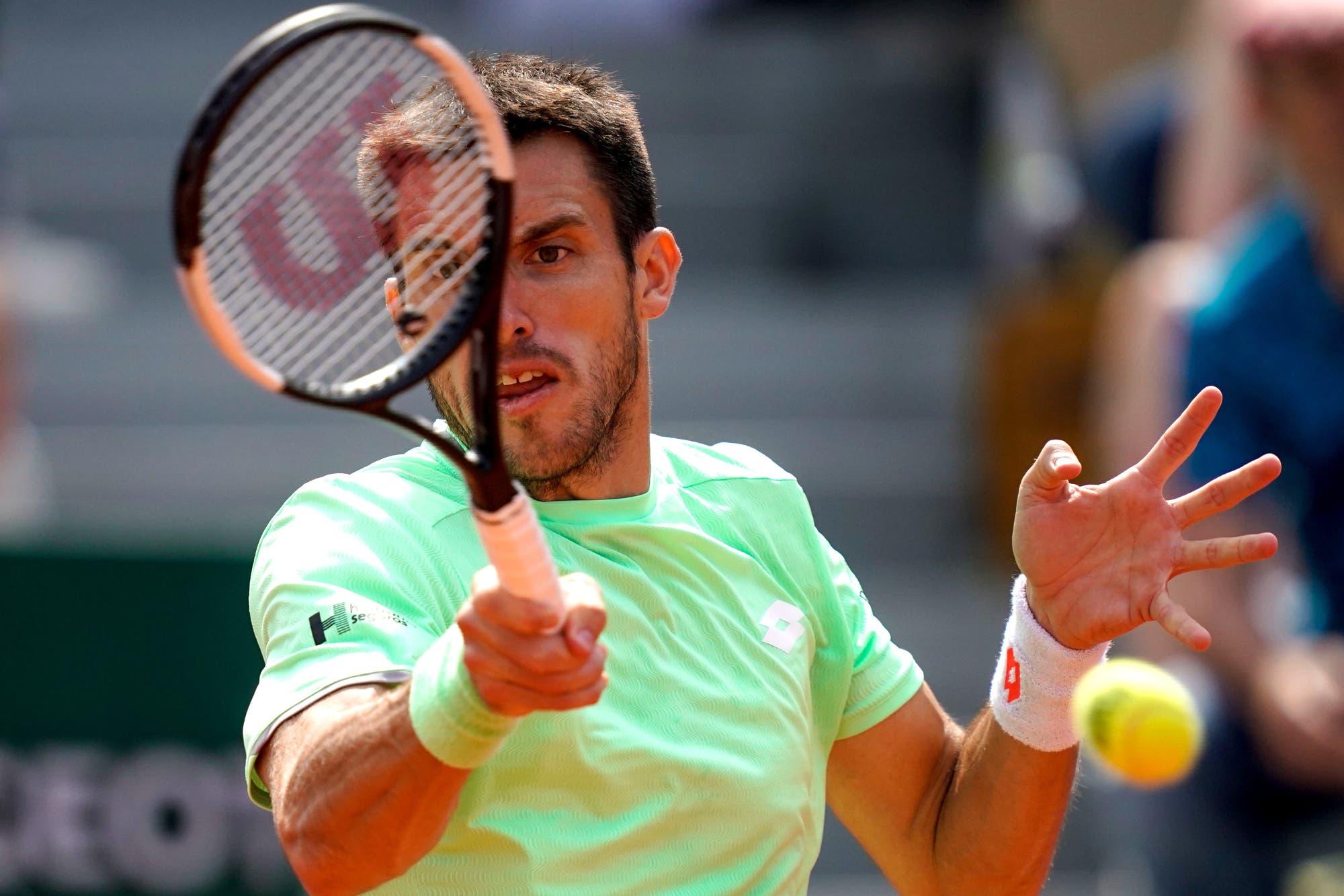 Leonardo Mayer-Roger Federer, Roland Garros: horario y TV del duelo de octavos de final