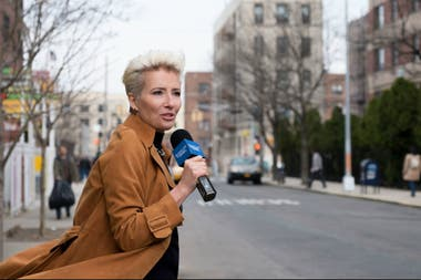Emma Thompson en Late Night