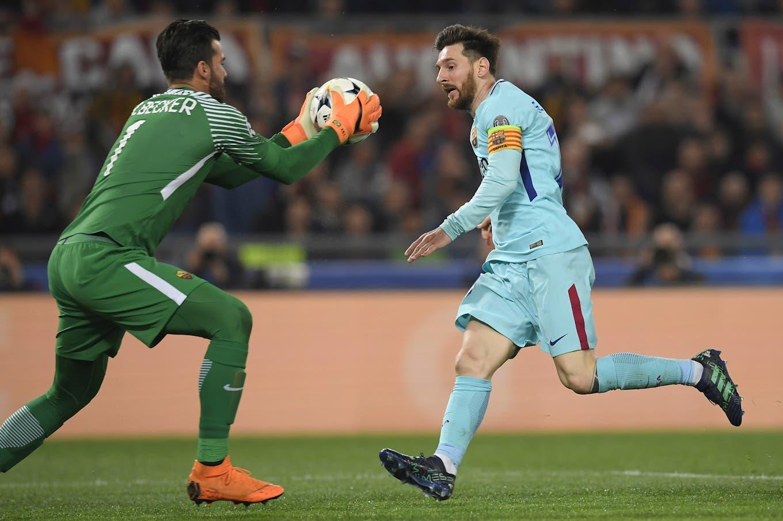 La previa de Argentina-Brasil. El verdugo de Messi: el imbatible Alisson Becker va por su tercer festejo al hilo contra el rosarino