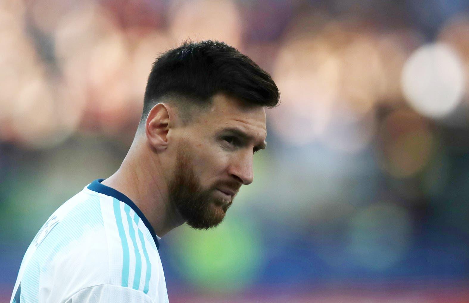 """Lionel Messi: """"En una época decían que era de River, pero fui siempre de Newell's y lo sigo siendo"""""""