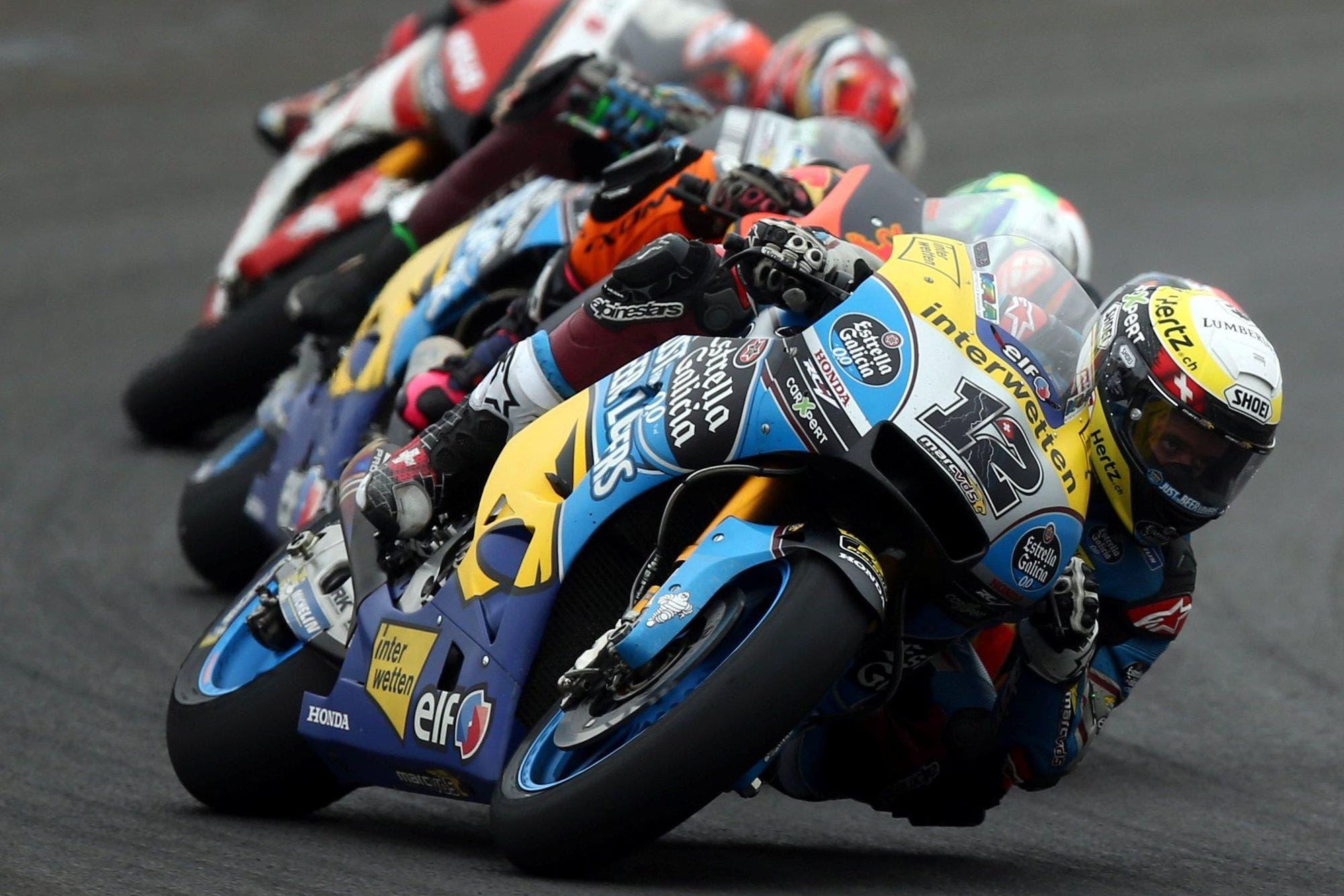Los algoritmos ganan las carreras en el Mundial de MotoGP