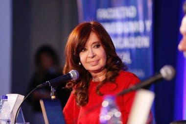 Como senadora, Cristina Kirchner ha gozado de la llamada